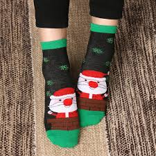 popular santa socks buy cheap santa socks lots from china santa