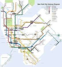 detailed map of new york 52 best nyc images on new york city vacation and