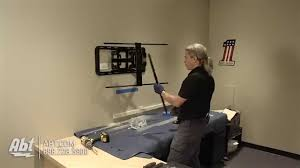 Extended Tv Wall Mount How To Wall Mount A Tv Using A Pivot Arm Mount Sanus Vlf320