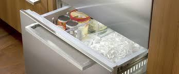 whirlpool under cabinet ice maker attractive ice maker drawer with whirlpool undercounter fridge best