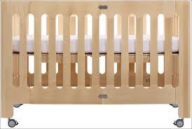 Used Mini Crib Furniture Bloom Alma Mini Coco Mat Mattress Bloom Crib Bloom