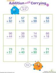 create free math worksheets addition worksheet single digit