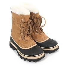 womens boots uk ebay sorel caribou buff brown beige womens boots uk 8 ebay