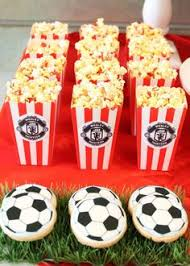 soccer party ideas soccer themed birthday party themed birthday birthdays