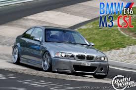 bmw m3 rally extraordinary bmw e46 m3 csl rallyways