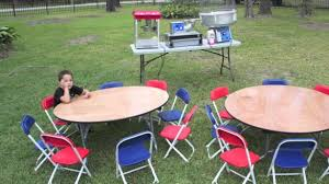 table and chair rentals nj surprising design ideas kids party furniture houston children s table and chair rentals sky high rental nj 585x329 jpg