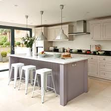 kitchen island units uk take a look at this bespoke budget kitchen ideal home