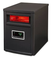amazon com lifesmart large room 6 element infrared heater w