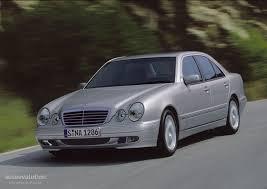 mercedes w210 mercedes e klasse w210 specs 1999 2000 2001 2002
