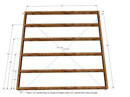 queen size bed frame measurements genwitch