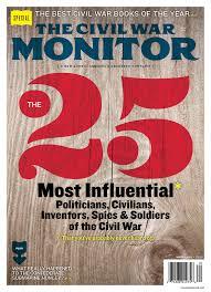 the civil war monitor issues civil war magazine