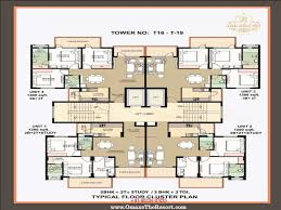 floor layout plans u2013 omaxe the resort mullanpur new chandigarh
