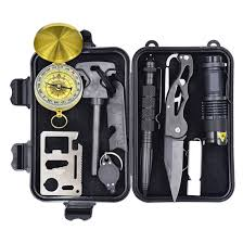 10 in 1 emergency survival gear kit 23 98 be prepared for the