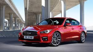 2017 infiniti qx60 technology package infiniti introduces 400 hp q50 red sport sedan and qx60 suv autoweek