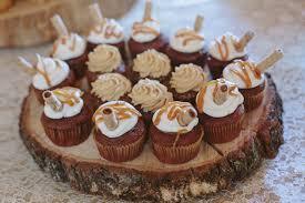 rustic wedding cupcakes a shabby chic diy wedding in california bridal musings wedding