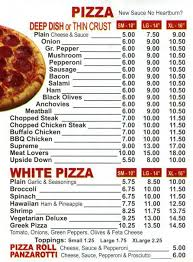 bill s family pizza menu menu for bill s family pizza mayfair