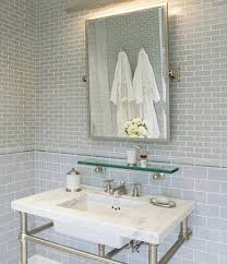 backsplash ideas for bathrooms 30 ideas for subway tile beadboard bathroom