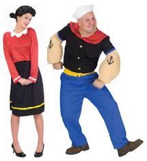 olive oyl costume costume popeye and olive finditmakeit