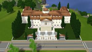 22 amazing sims 3 mansion designs building plans online 25916