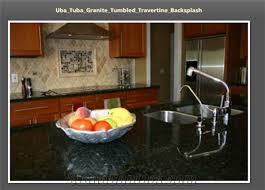 Backsplash Ideas For Kitchens With Granite Countertops 34 Best Backsplash With Uba Tuba Images On Pinterest Backsplash