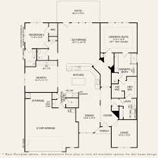 What Is Wic In A Floor Plan Sonoma Cove At Sun City Hilton Head In Bluffton South Carolina