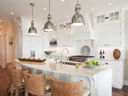 granite colors for white kitchen cabinets white granite countertops cottage kitchen richard bubnowski design