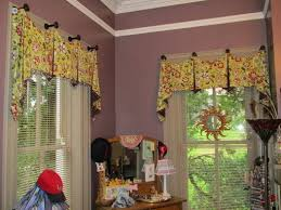Modern Window Valance Styles Best 25 Kitchen Window Valances Ideas On Pinterest Window