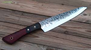 making kitchen knives knife making gyuto chef u0027s knife diy youtube
