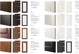 Kitchen Cabinet Doors Miami Rosewood Classic Blue Glass Panel Door Ikea Kitchen Cabinet Doors