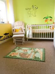 Yellow Curtains Nursery by Safari Lion King Themed Nursery Our Fairytale Adventure