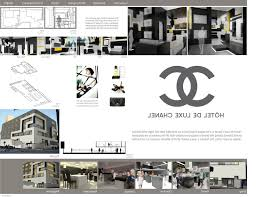 Interior Design Presentation Board Ideas Chanel Final Board Boards - Interior design presentation board ideas