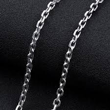 man necklace silver sterling images 925 sterling silver chain men necklace men jewelry 100 pure jpg