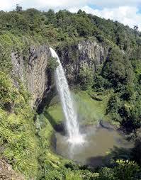 geography blog new zealand waterfalls