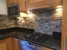 Tile In Kitchen Split Face