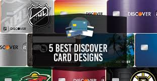 Bank Of America Change Card Design 5 Best Discover Card Designs Discover It Chrome U0026 More