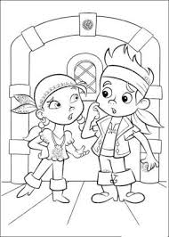 25 jake pirates coloring book images