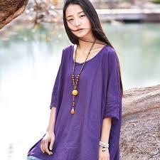purple blouse plus size solid green purple plus size linen blouse shirt summer
