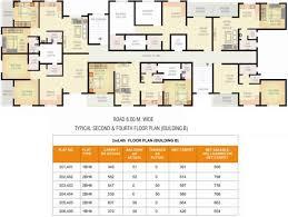 second empire floor plans av vitthal empire in chikhali pune price location map floor