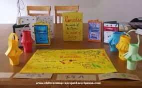 children inspire project creativity inspires children