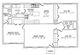 Morton Building Homes Floor Plans Lth016 Steel Frame Home Kit Floor Plan House And Land Ideas