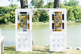 wedding backdrop doors 10 wedding backdrops that put the wow in wow factor huffpost