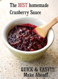 cranberry compote recipe sauce martha stewart and sauces
