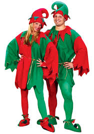 christmas elf costume cheap mens womens holiday elf costumes