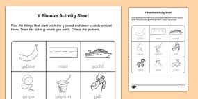 roi u0027qu u0027 phonics activity sheet irish worksheet