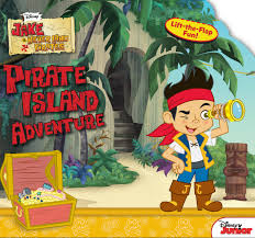 jake land pirates battle book disney