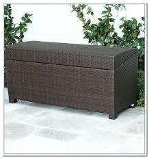 outdoor wicker storage cabinet resin wicker storage chest wicker storage cabinets outdoor wicker