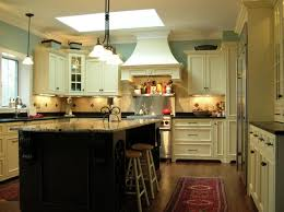 Glass Pendant Lights For Kitchen Island Kitchen Mesmerizing Large Kitchen Designs With Black Glosss