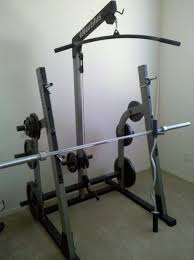 Squat Rack And Bench Fs Nautilus Bench Squat Rack Gym W Weights Tacoma World