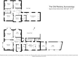 The Burrow Floor Plan by 5 Bedroom Detached House For Sale In Burrowbridge Between Street