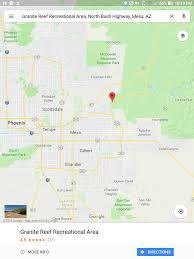 Apache Junction Az Map Az Az Diana Junge 48 Tonto National Forest 30 Jan 2018